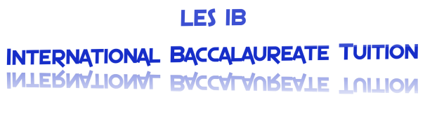 les ib international baccalaureate akong bimbel