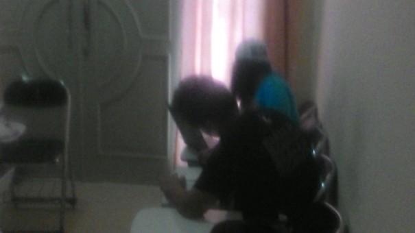 Para siswa SMU Thamrin yang Les A Level di Bimbel Akong