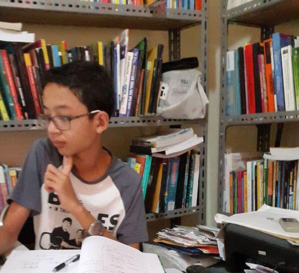 dari Anglo Chinese School (Cambridge Tuition in Jakarta)