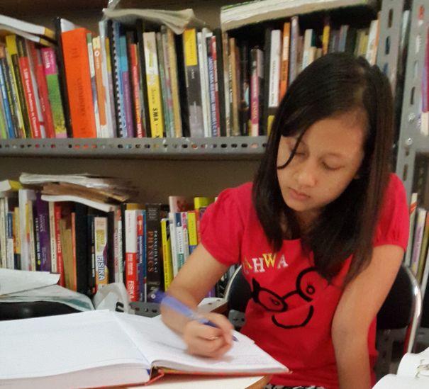 Dari ACS Tiara Bangsa (International School tutor in Jakarta)