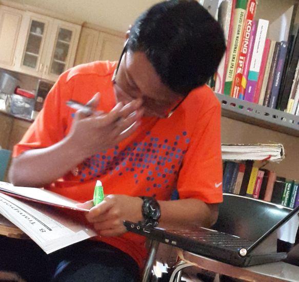 from Syafana Islamic School Serpong (Les Cambridge in Jakarta / Cambridge tutoring in Jakarta)