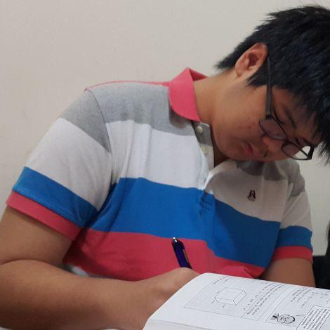 siswa smak 1 yang mempersiapkan tes masuk nanyang nus